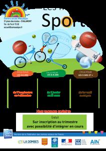mecredis sportifs secteur EST 2019 2020