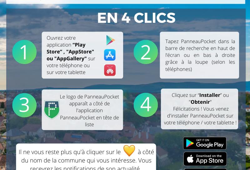 Guide téléchargement app
